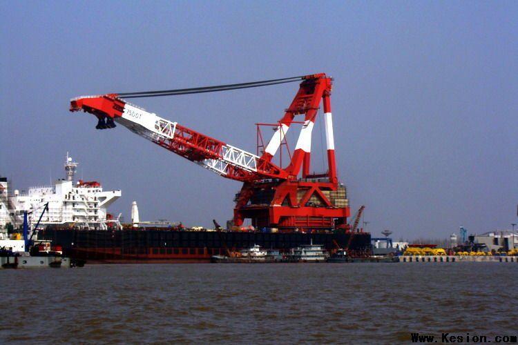 石油石化海上井平台