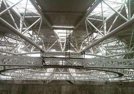 常温固化型氟碳钢结构防腐面漆