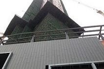 室内厚型钢结构防火涂料