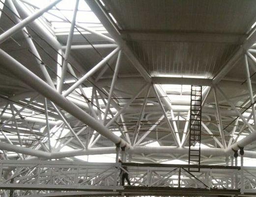 安徽滁州中学体育馆