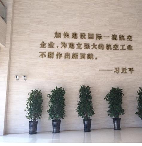 中国商飞总装基地