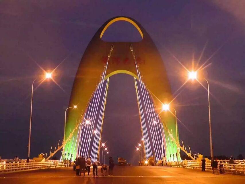 兴城市首山路桥