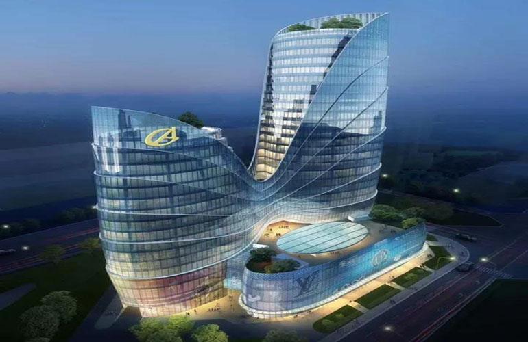 珠海华策国际大厦