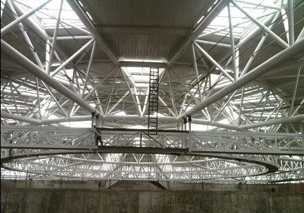 常溫固化型氟碳鋼結構防腐面漆